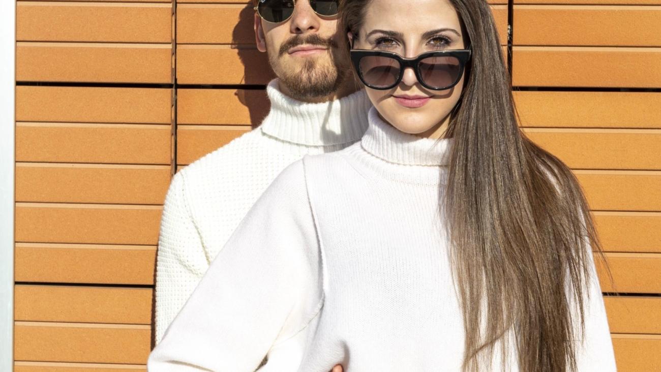 articolo total white look